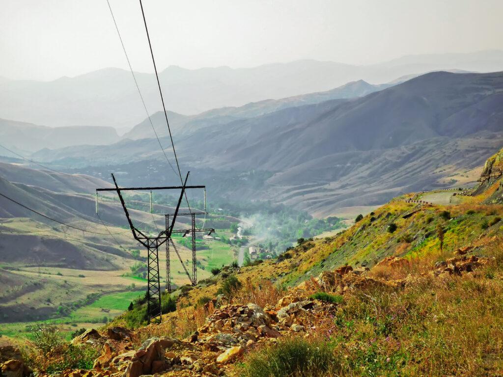 20180126 armenia transmission facilities in scenic landscape 1