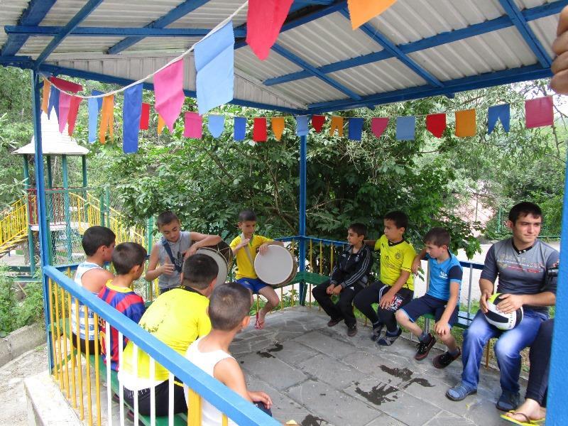 80 children attended summer camp in vanadzor choice 2