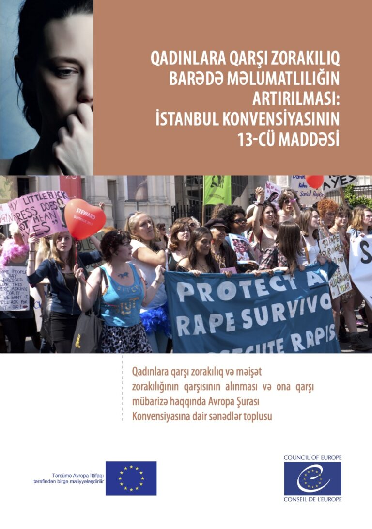 brochure on article 13 of the istanbul convention 60d0587432
