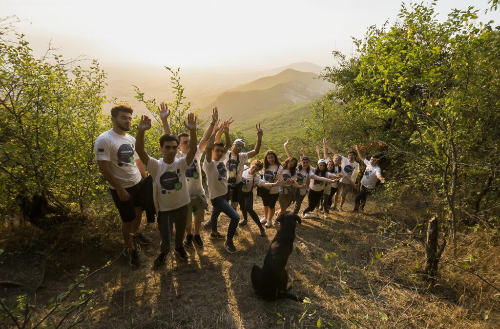 euroschool az 2018 hiking 1