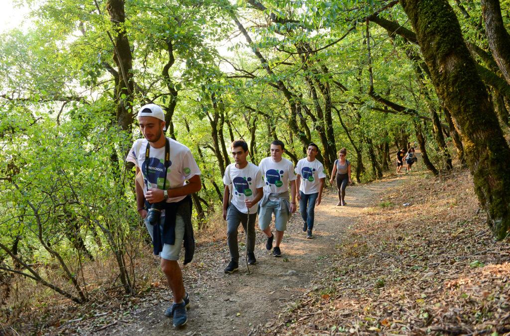 euroschool az 2018 hiking 3