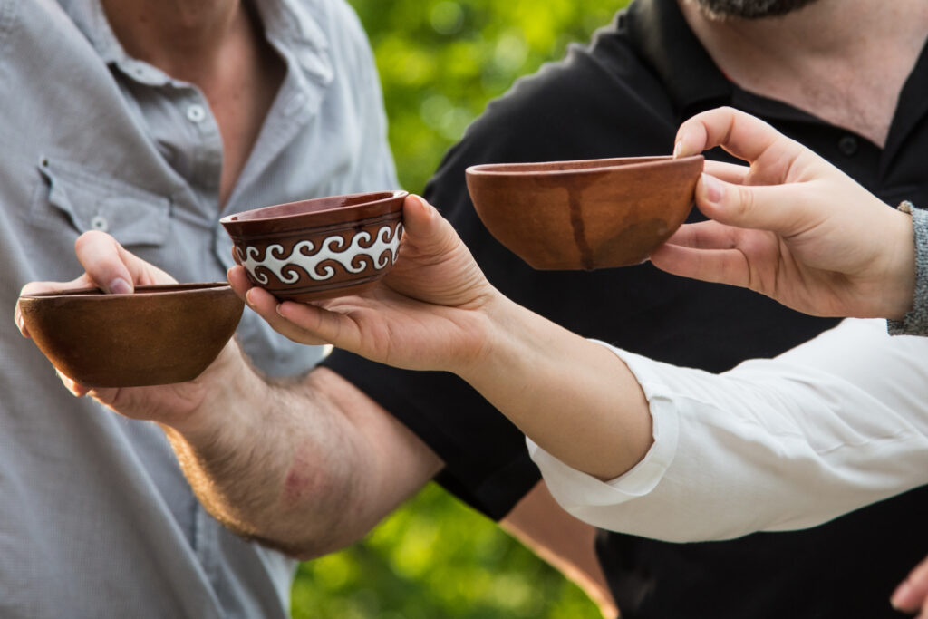 georgia culture traditions wine