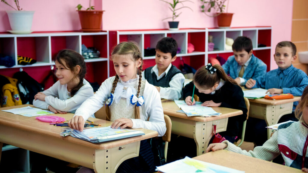 green energy used at school in the village of cotul morii moldova 39567292924 o