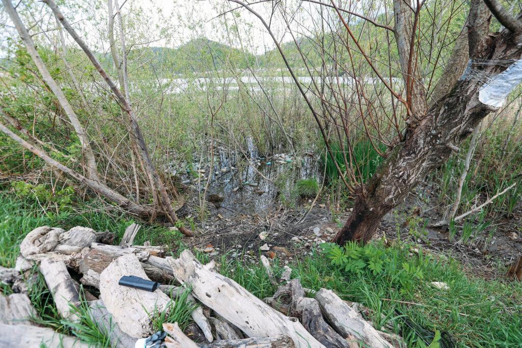 rioni river clean up river 22 april