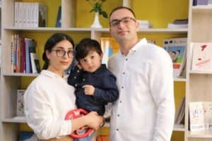 armenia 2021 mother dad and child gyumri family corner opening 17.05 1 0
